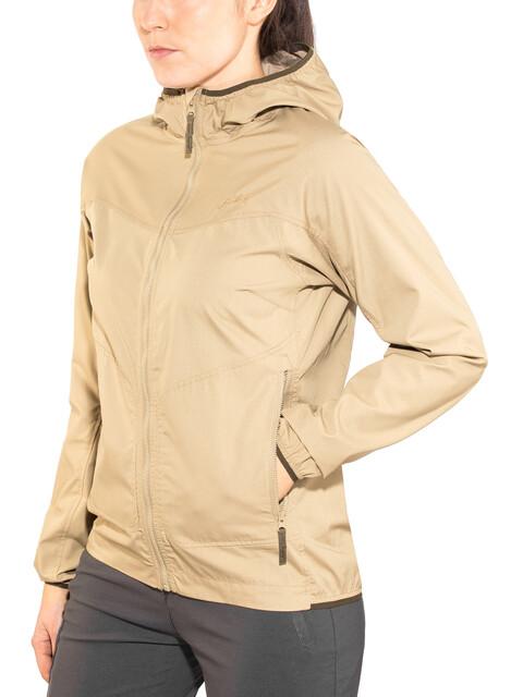 Lundhags Gliis Jacket Women Dune